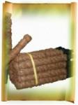 Опоры из кокосового волокна