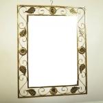 Кованая оправа для зеркала №1 (1 шт/упак) оптом