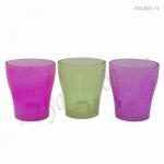 Кашпо для орхидей - стекло - К14.001.11 (12 шт/упак)