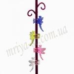 Зажим для орхидей К14.039 Стрекоза (80 шт/упак)