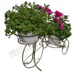 Подставка под цветы велосипед (1 шт/упак)