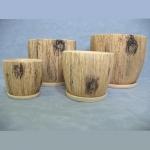 Набор керамических горшков К1.093 (1 шт/упак)