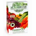 Удобрение Зеленый Гай УНИВЕРСАЛ (10 шт/упак) оптом